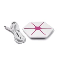 PRS Xuehua Wireless Charger (Pink)