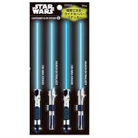 Star Wars  Glowing LightSaber Sticker Obi-Wan / Anakin Skywalker