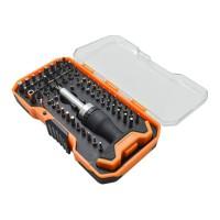 [New Arrival] ValueClub CX23061 [61pcs] T-Handle Ratchet Screwdriver Set