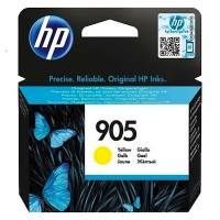 HP 905 Yellow Original Ink Cartridge (T6L97AA)