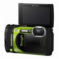 Olympus Stylus Tough TG-870 Camera (Green)