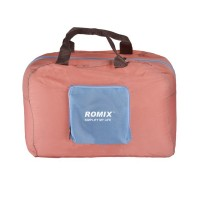 Romix Travel Collapsible Handbag (Pink)