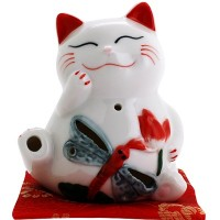[New Arrival] ValueClub LED Fortune Cat (Dragonfly)