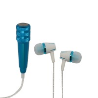 PRS MP-02 Mini MicroPhone (Blue)
