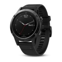 Garmin Fenix 5 Sapphire Sport Watch (Black - 47mm)