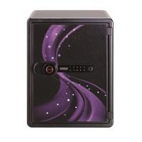 Lusafe Safe Box (NPS-031D) (Aura Purple)