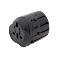 PRS DG-001 Travel Adapter (Black)