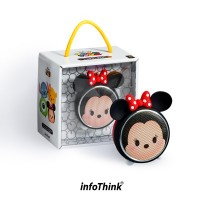 Disney Tsum Tsum Bluetooth Speaker (Minnie Mouse)