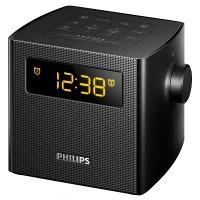 Philips Clock Radio FM, Digital tuning Dual alarm Time & alarm backup (AJ4300B)