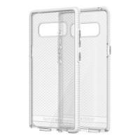 Tech21 Galaxy Note 8 Evo Check Case (Clear / White)