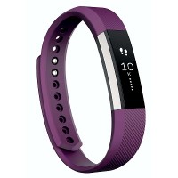 Fitbit Alta Fitness Wristband [Plum] [Large: 17.0 cm – 20.6 cm]