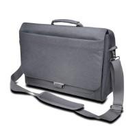 Kensington LM340 Laptop Messenger Bag (Grey - 14.4 Inch)