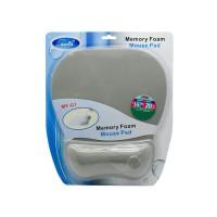 PRS MF-01 Memory Foam Mouse Pad (Grey)
