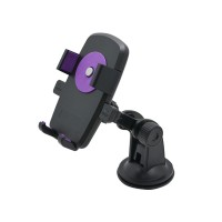 PLG VCS-0033 One Touch car Mount (Purple)