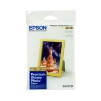 Epson 41863 Premium Glossy Photo Paper (30 Sheets)