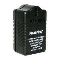 PowerPac International Dual Voltage Converter 80 Watts [PP80]