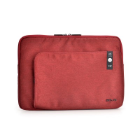 Agva LTB324 [13-inch] Heritage Laptop Cover (Red)