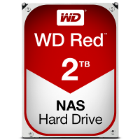 WD WD20EFRX Red 3.5
