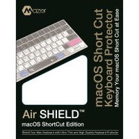 Mazer Shortcut Keyboard Protector for MacBook Pro (13-inch) / (15-inch) With Touch Bar