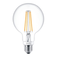 Philips G93 E27 7-70W WW CL D APR LED Classic