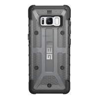 UAG Galaxy S8 Plasma Case (Ash / Black)