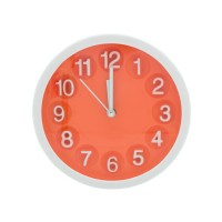 PRS AC110802 Alarm Clock (Orange)