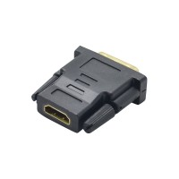 PLG A95 DVI (24+1) Male to HDMI Converter