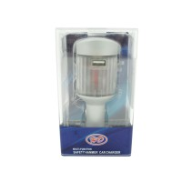 PRS Safety Hammer Car Charger (White)