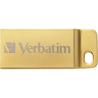 Verbatim 32GB Metal Executive USB 3.0 Flash Drive – Gold