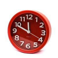 PRS Clock Small Circular (Red)