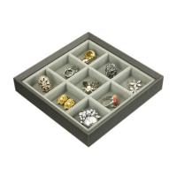 Agva ST-05 Square Jewellery Tray (9 compartment)