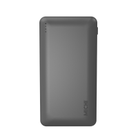 Michi Qualcomm 12000mAh 3.0 Slim Powerbank (Grey)