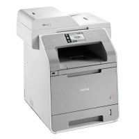 Brother MFC-L9550CDW Colour Laser AIO Printer