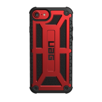 UAG iPhone 7 Monarch Case (Crimson)