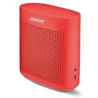 Bose SoundLink Color II Bluetooth Speaker (Red)