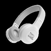 JBL E45BT Headphones (White)