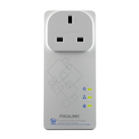Prolink PPL1500P 500Mbps Powerline AV Adapter