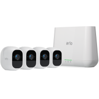 [Pre-Order] Arlo Pro 2 Smart Security System with 4 Cameras (VMS4430P)