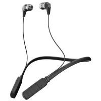 SkullCandy Inkd Bluetooth Earphones (S2IKW-J509) (Black/Gray)