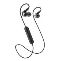MEE Audio X6 Plus Sport Bluetooth Earphones (Black)