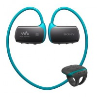 Sony 16GB Waterproof MP3 Player with Bluetooth (Blue)