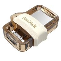 SanDisk Ultra Dual Drive m3 [Gold] Edition USB 3.0 64GB