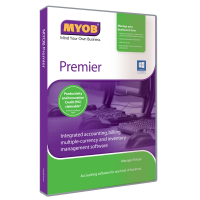 MYOB Premier Version 19 - 3 User