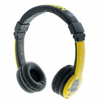 BuddyPhones Moomin Stinky Kid Headphones (Yellow)
