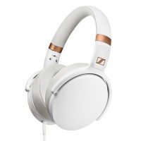 Sennheiser HD4.30i Headphones + Mic (White)