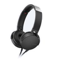 Sony MDR-XB550AP Headphones + Mic (Black)