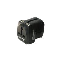 PowerPac PP7977 Travel Adapter with 2XUSB 2100mA