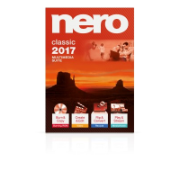 Nero Classic [2017] Multimedia Suite