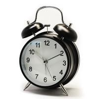 PRS Clock Iron Ring (Black)