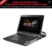 Asus GX800VH(KBL)-GY004T ROG Gaming Laptop (Intel i7, 32GB RAM, 512SSD*3, GTX1080 SLI)